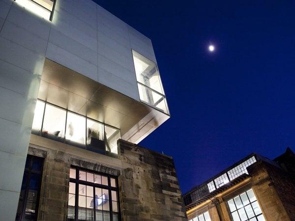 REID BUILDING Steven Holl Architects