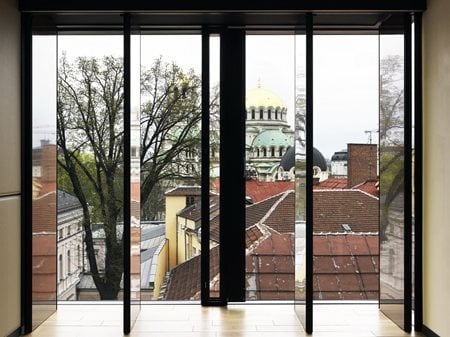 Sense Hotel in Sofia Lazzarini Pickering Architetti