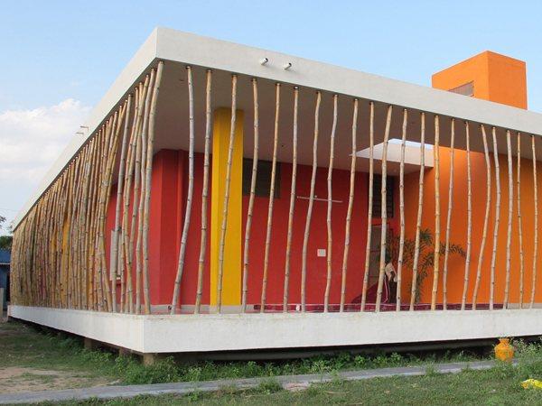 Casa Rana Made in Earth