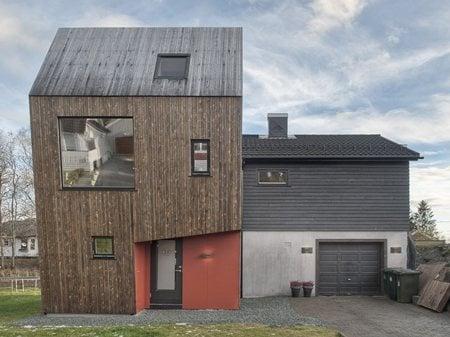 Arne Garborgsei 18 TYIN tegnestue Architects