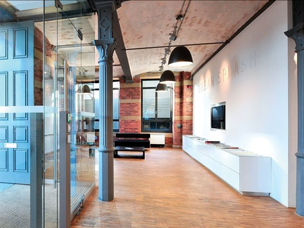 Velvet Mill, Lister Mills David Morley Architects