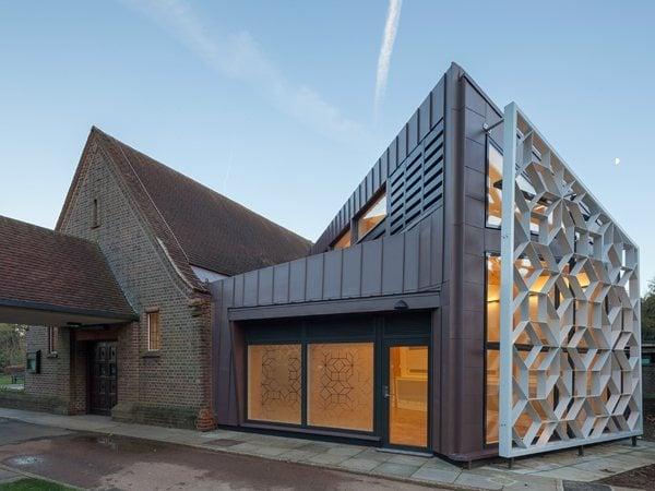 Medway Crematorium Clay Architecture