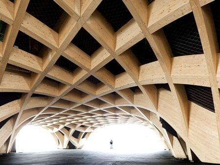 France Pavilion at Expo Milano 2015 XTU architects