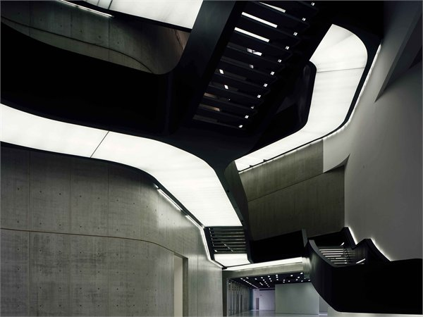 MAXXI Zaha Hadid Architects