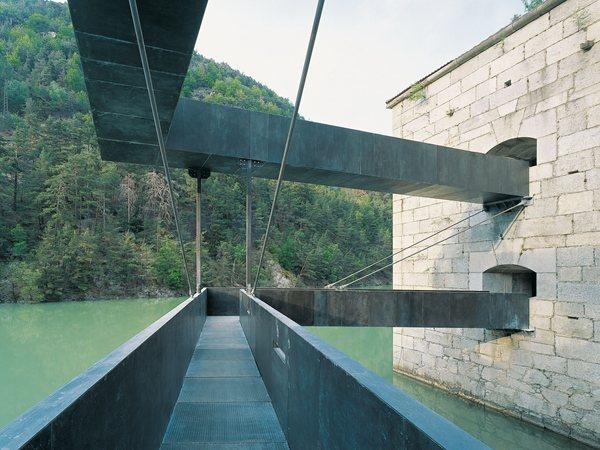 The fortress of Franzensfeste Markus Scherer Architekt