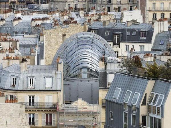 Fondation Jérôme Seydoux-Pathé  RPBW - Renzo Piano Building Workshop