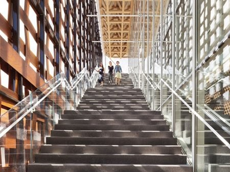 Aspen Art Museum Shigeru Ban Architects