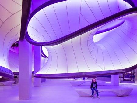 Mathematics Gallery Science Museum Zaha Hadid Architects