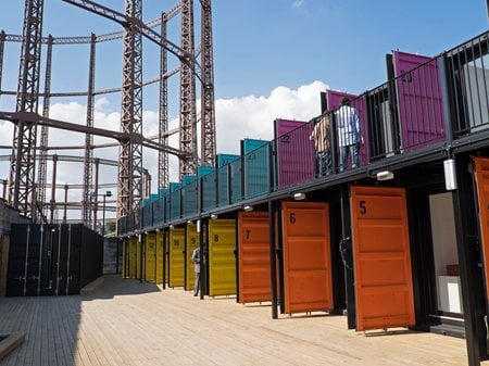 ContainerVille Kyson