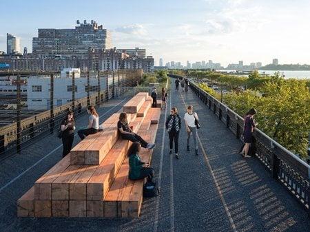High Line - Section 3 Diller Scofidio + Renfro