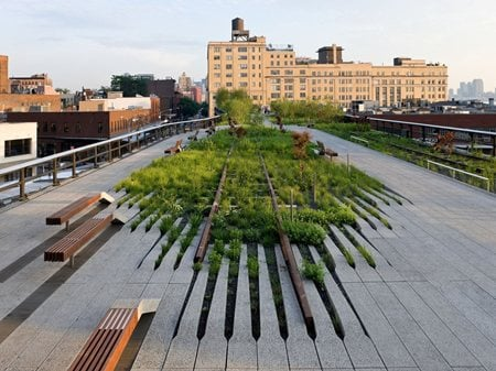 High Line - Section 1 James Corner Field Operations