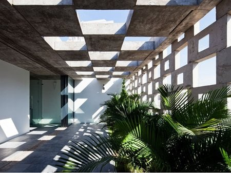 Binh Thanh House VTN Architects | Vo Trong Nghia Architects