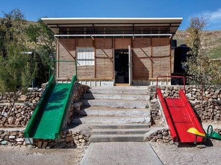 Abu hindi school playground ARCò - Architettura e Cooperazione
