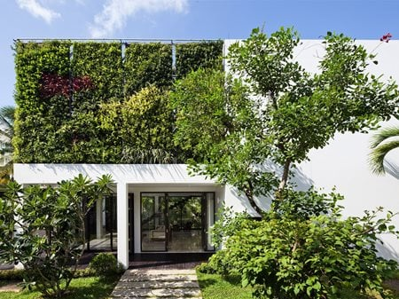 Thao Dien House MM ++ ARCHITECTS