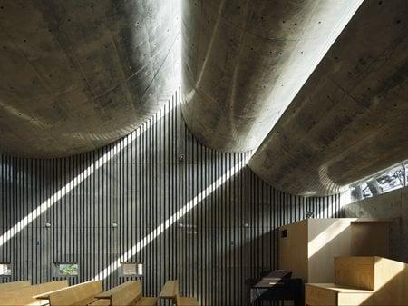 Shonan Christ Church Takeshi Hosaka Architects
