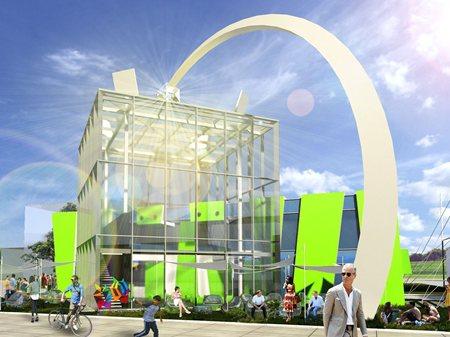Moldova Pavilion at Expo Milano 2015 Gorgona Architecture & Design