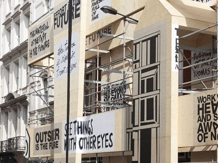 Dover Street Market West Architecture