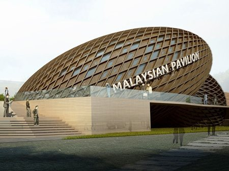 Malaysia Pavilion at Expo Milano 2015 Hijjas Kasturi Associates