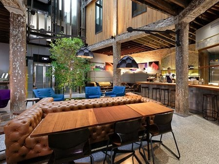 Ovolo 1888 Hotel SHED Architects