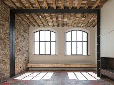 Podere Navigliano Ciclostile Architettura