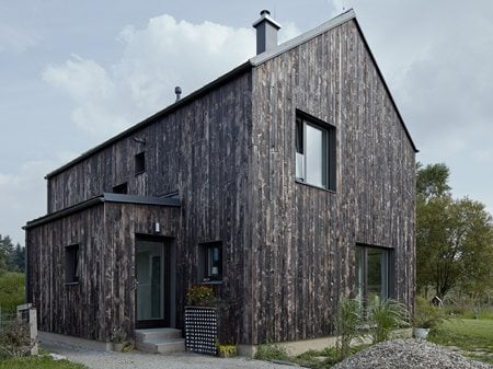 The Carbon House Mjölk architects