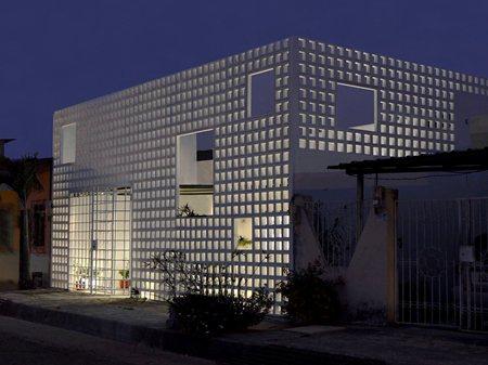 Casa Infinita Natura Futura Arquitectura