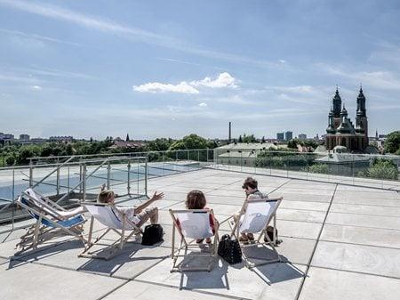 "ICHOT ""Gate of Poznan"" Ad Artis Architects"