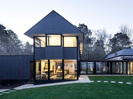 Stirling House Max Pritchard Architects