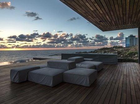 Amchit Residence BLANKPAGE Architects