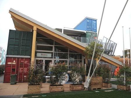 Monaco Pavilion at Expo Milano 2015 Expo Milano 2015