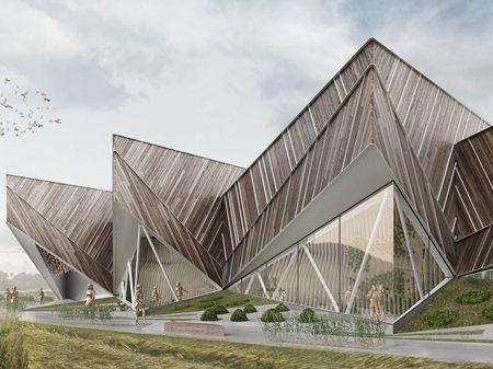 Slovenia Pavilion at Expo Milano 2015 SoNo arhitekti