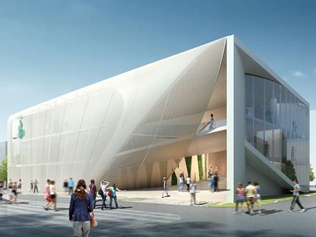 China Corporate United Pavilion at Expo Milano 2015 Expo Milano 2015