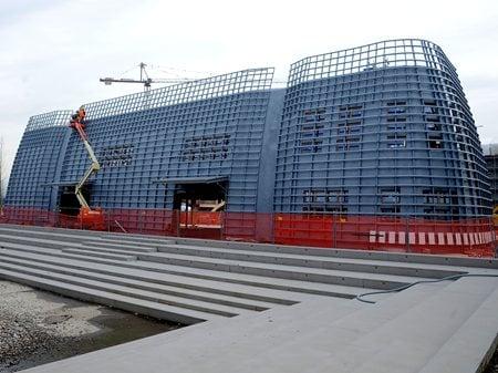 Intesa Sanpaolo Pavilion at Expo Milano 2015  AMDL CIRCLE | Michele De Lucchi