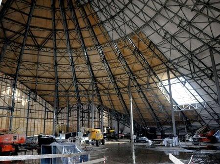 Pavilion Zero for Expo Milano 2015 | Work in progress AMDL CIRCLE | Michele De Lucchi