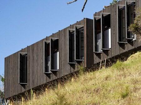 Castle Rock Beach House Herbst Architects