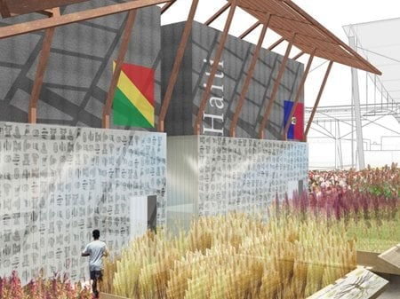 Cereals and Tubers Cluster - Old and New Crops Expo Milano 2015