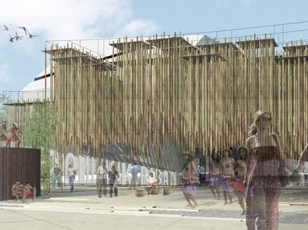 Islands, Sea and Food Cluster Expo Milano 2015