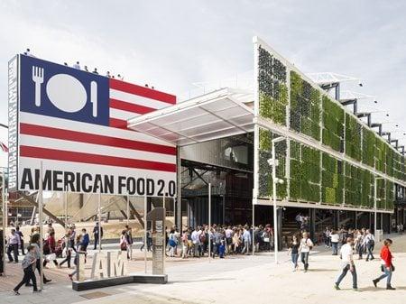 USA Pavilion at Expo Milano 2015 Biber Architects