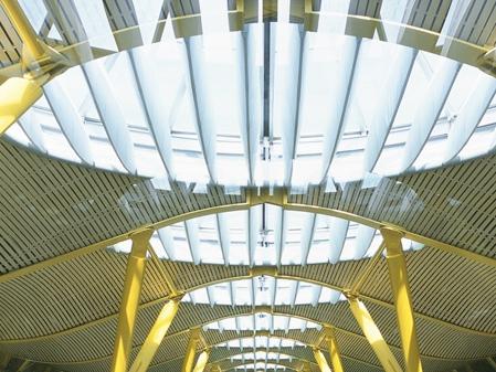 T4 -  Madrid Barajas Airport Rogers Stirk Harbour + Partners