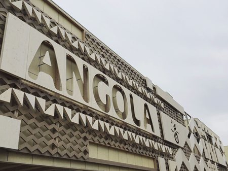 Angola Pavilion at Expo Milano 2015 Paula  Nascimento