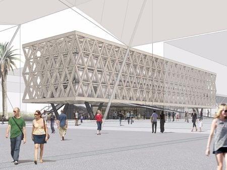 Chile Pavilion at Expo Milano 2015 Undurraga Deves Arquitectos