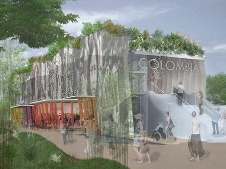 Colombia Pavilion at Expo Milano 2015 Expo Milano 2015