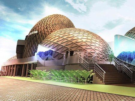 Malaysia Pavilion at Expo Milano 2015 Expo Milano 2015