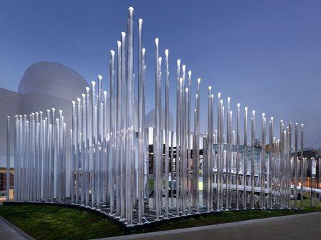 ENEL Pavilion at Expo Milano 2015 Piuarch