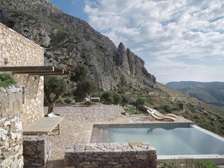 Tainaron Blue Retreat  Kostas  Zouvelos