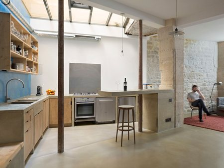 Loft in Paris Maxime  Jansens