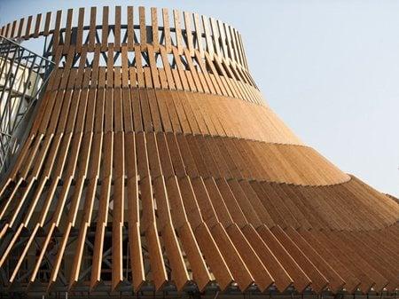 Thailand Pavilion at Expo Milano 2015 C.M.C. di Ravenna