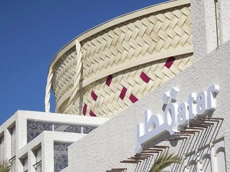 Qatar Pavilion at Expo Milano 2015 Expo Milano 2015