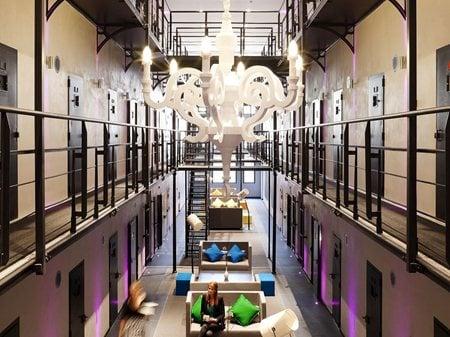 Het Arresthuis Hotel ENGELMAN ARCHITECTEN