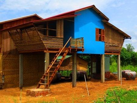 Framework house Atelier COLE